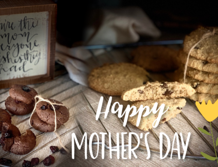 Nishi Mother's Day Cookies
